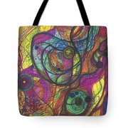 The Magnificence Of God Tote Bag by Daina White