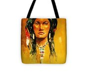 The Maiden Ll Tote Bag
