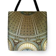 The Main Reading Room Library Of Congress Tote Bag