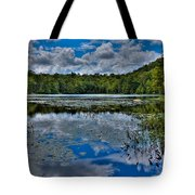 The Majestic Cary Lake Tote Bag