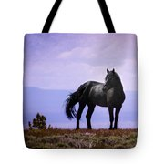 The Majestic Stallion Tote Bag