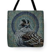 The Majesty Of Lil Things 1 Wd Tote Bag