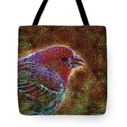 The Majesty Of Lil Things Tote Bag