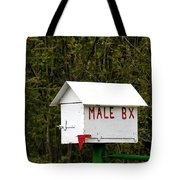 The Male Box Tote Bag