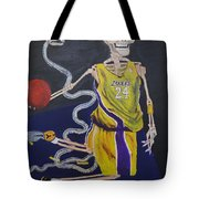 The Mamba Strikes Tote Bag