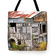 The Man Cave Tote Bag