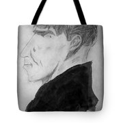 The Man From Room 4 Tote Bag