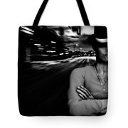 The Man In The Hat Returns Tote Bag