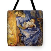 The Man Is At Sea - After Demont-breton Tote Bag