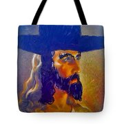 The Man Tote Bag