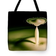The Man With A Huge Hat Tote Bag