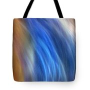 The Man With Scissor  Tote Bag