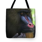 The Mandrill Tote Bag