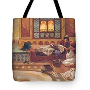 The Manicure Tote Bag
