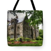 The Manor Tote Bag