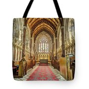 The Marble Church Interior Tote Bag