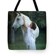 The Mare And The Maiden Tote Bag