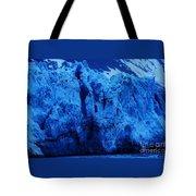The Margerie Glacier 1 Tote Bag