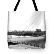 The Marine Road Bridge Southport 2 Tote Bag