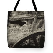 The Marks Of Age Tote Bag