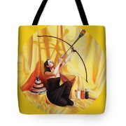 The Markswoman Tote Bag
