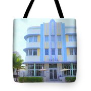 The Marlin Hotel Tote Bag