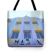 The Marlin Tote Bag