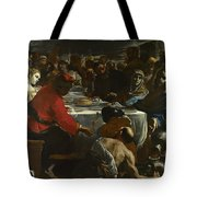 The Marriage At Cana Tote Bag