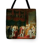 The Marriage Of Napoleon I 1769-1821 And Marie Louise 1791-1847 Archduchess Of Austria, 2nd April Tote Bag