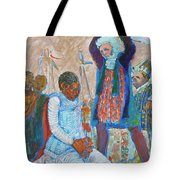 The Martydom Of St Maurice Tote Bag