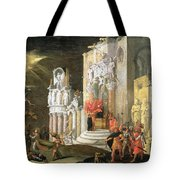 The Martyrdom Of St. Catherine, 17th Tote Bag