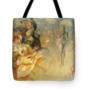 The Masked Ball Tote Bag