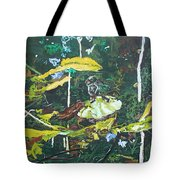 The Masquerade Dance Tote Bag