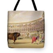 The Matador Tote Bag