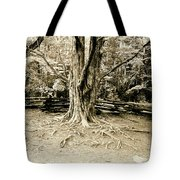 The Matriarch Tote Bag by Scott Pellegrin