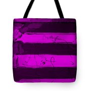 The Max Face In Purple Tote Bag