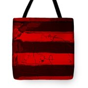 The Max Face In Red Tote Bag