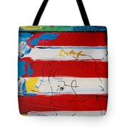 The Max Face  Tote Bag