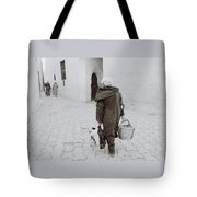 The Medina Tote Bag