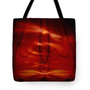 The Meditator Tote Bag