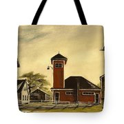 The Meeting House Tote Bag