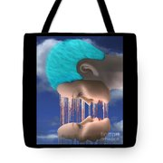The Melding Tote Bag