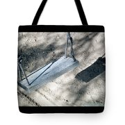 The Memories Of This Old Swing2 Tote Bag