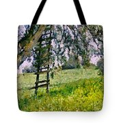 The Memory Of Childhood Tote Bag