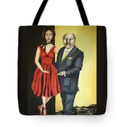 The Mentor Tote Bag by Kaye Miller-Dewing