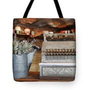 The Mercantile Tote Bag