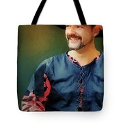 The Merry Rustic Tote Bag