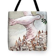 The Messenger Tote Bag
