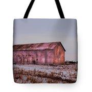 The Metal Barn Tote Bag