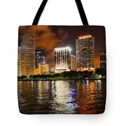 The Miami Guardian Tote Bag